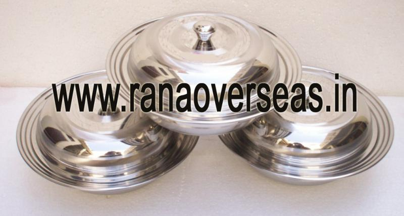 Stainless Steel Dish - 2
