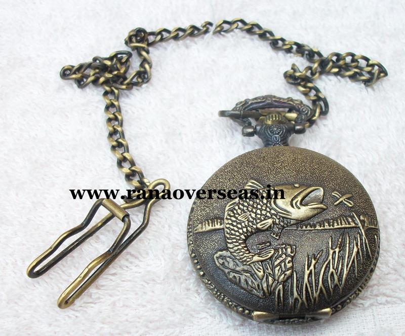 Pocket Watch in several designs