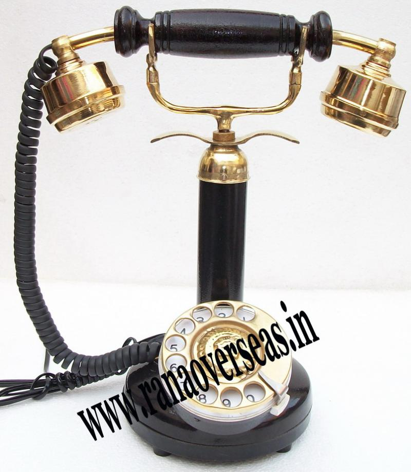 ANTIQUE TELEPHONE - 2