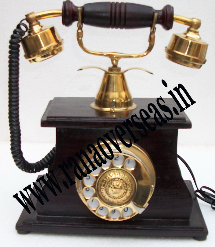ANTIQUE TELEPHONE - 5
