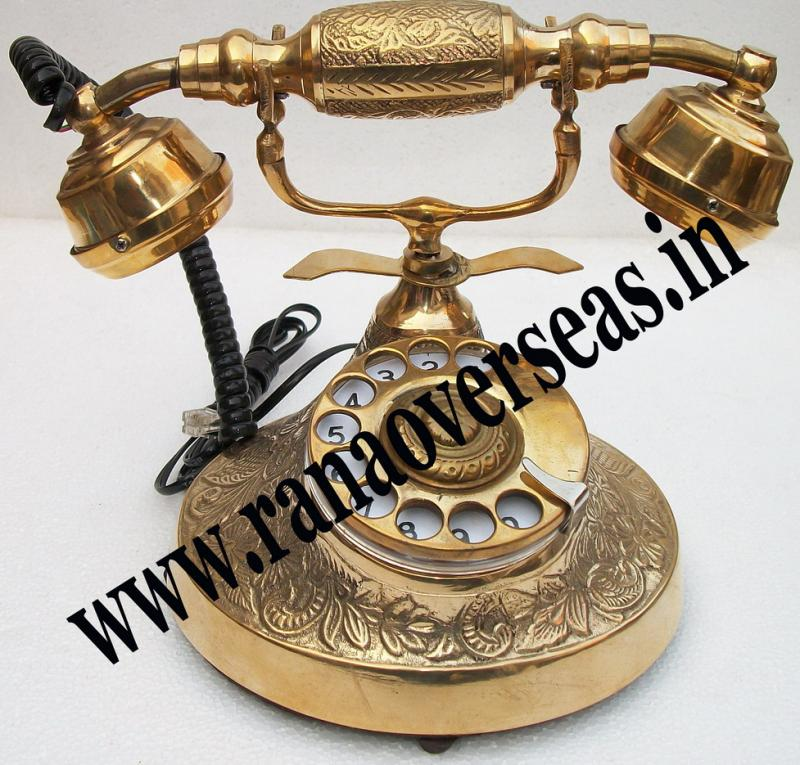 ANTIQUE TELEPHONE - 6