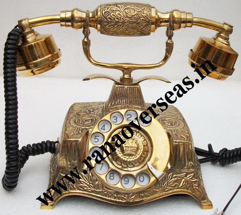 ANTIQUE TELEPHONE - 7
