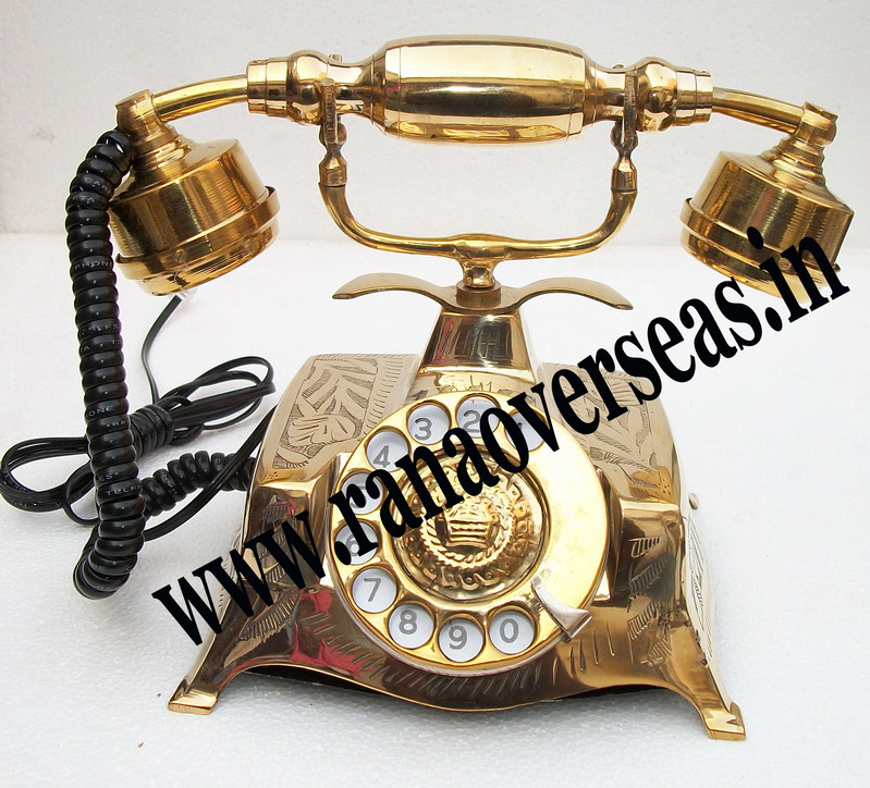 ANTIQUE TELEPHONE - 9