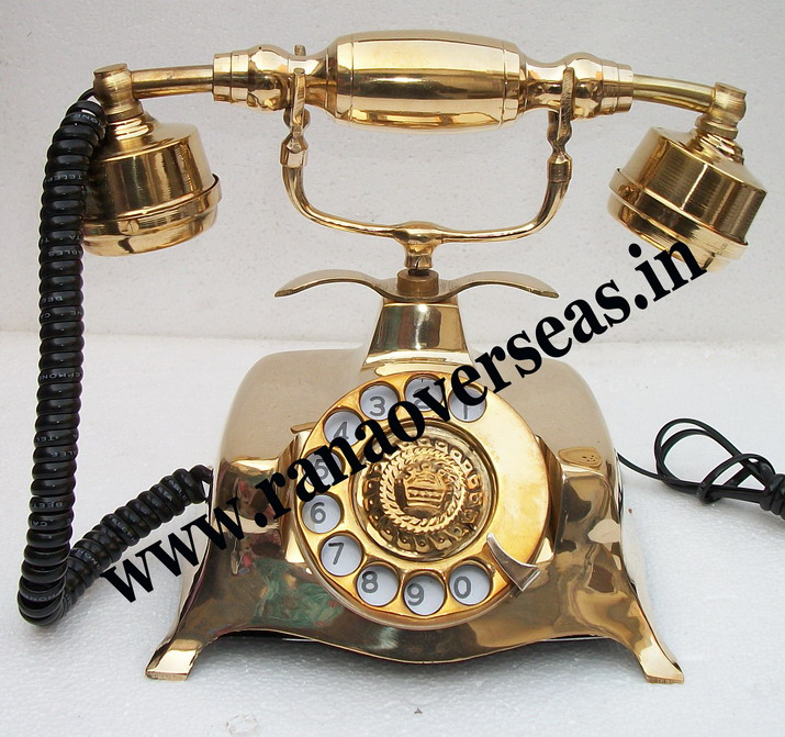 ANTIQUE TELEPHONE - 10