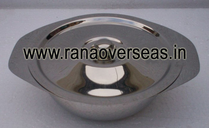Stainless Steel Dish - 1