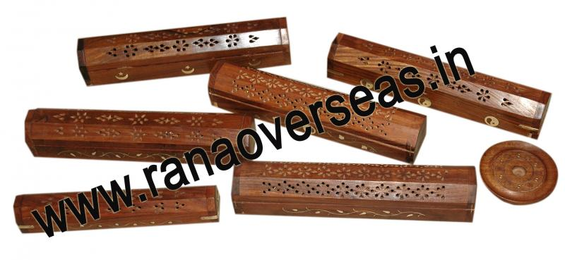 Wooden Incense Boxes 15