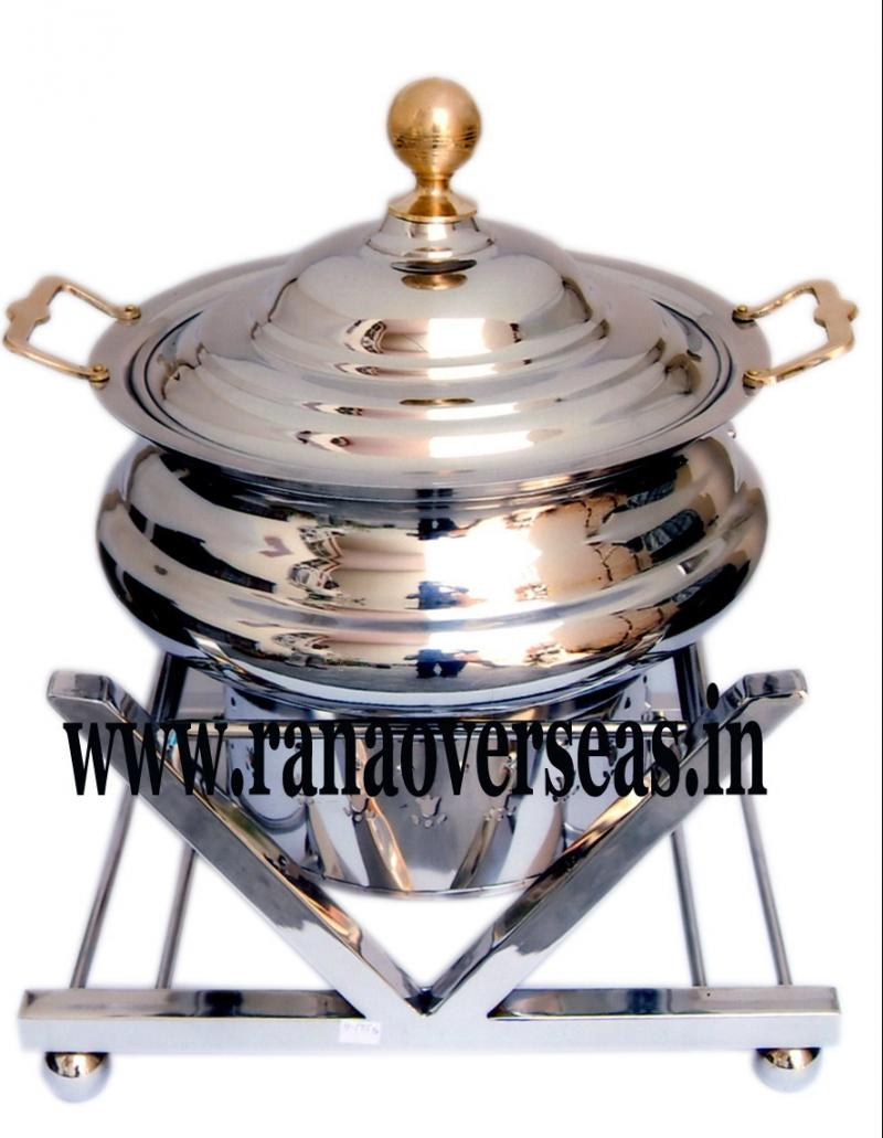 Steel Chafing Dish 27