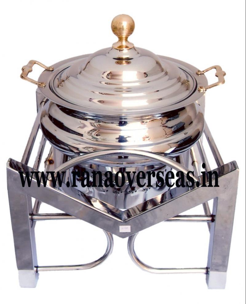 Steel Chafing Dish 28