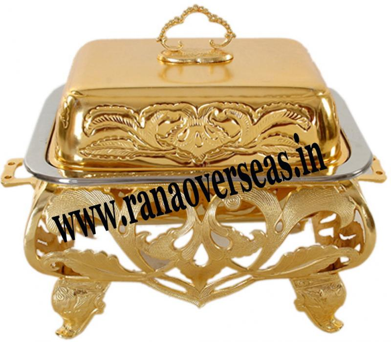 Brass Chafing Dish 22
