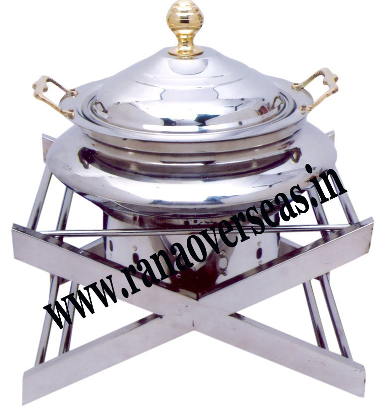Steel Chafing Dish 30