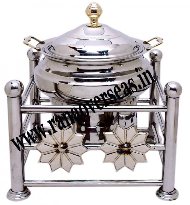 Steel Chafing Dish 32