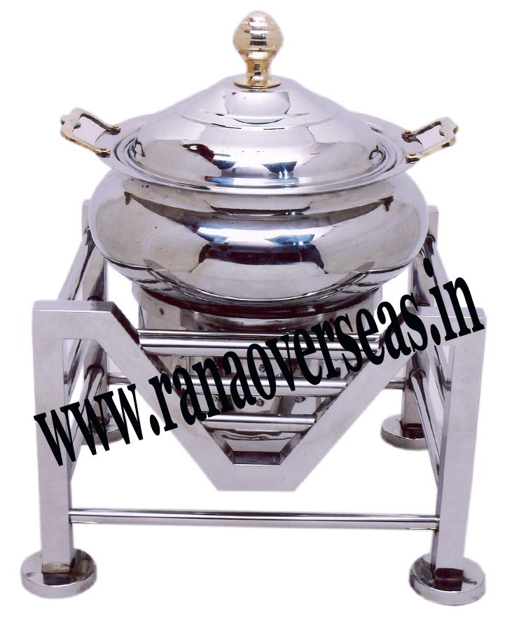 Steel Chafing Dish 33