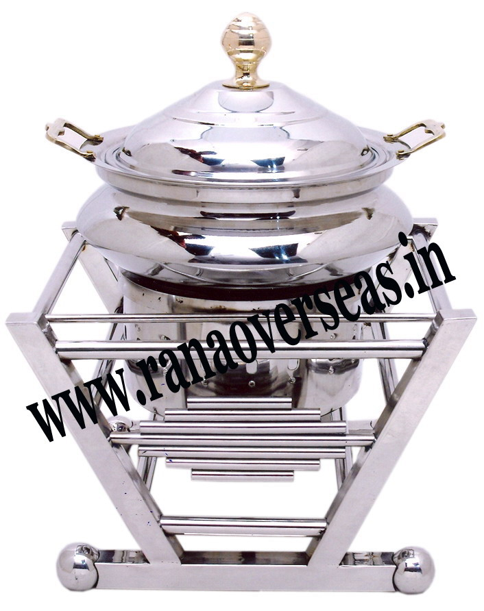 Steel Chafing Dish 35