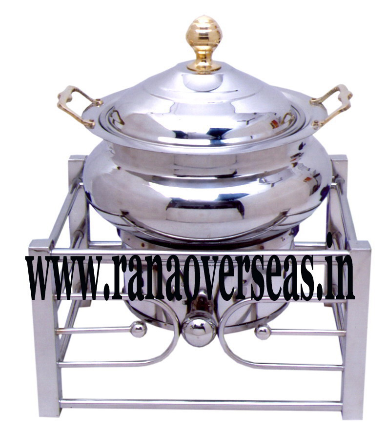 Steel Chafing Dish 36