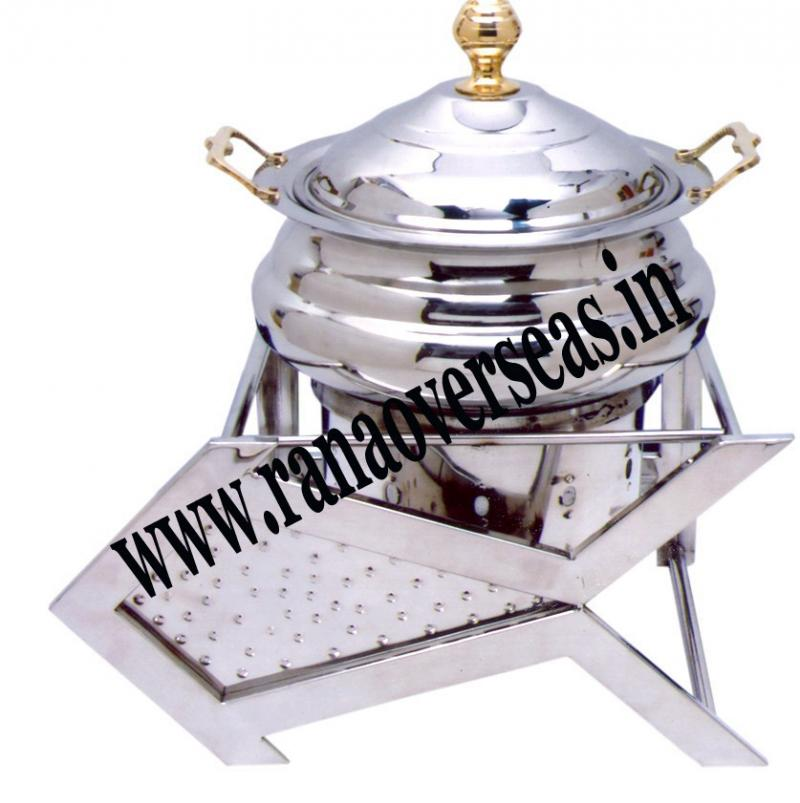 Steel Chafing Dish 37