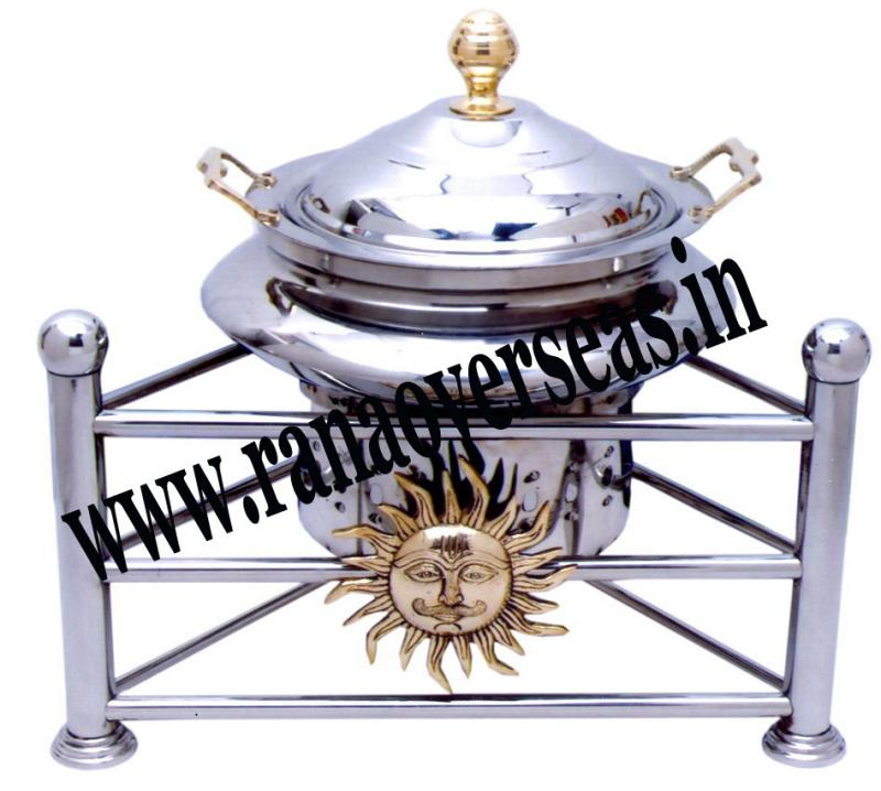 Steel Chafing Dish 38