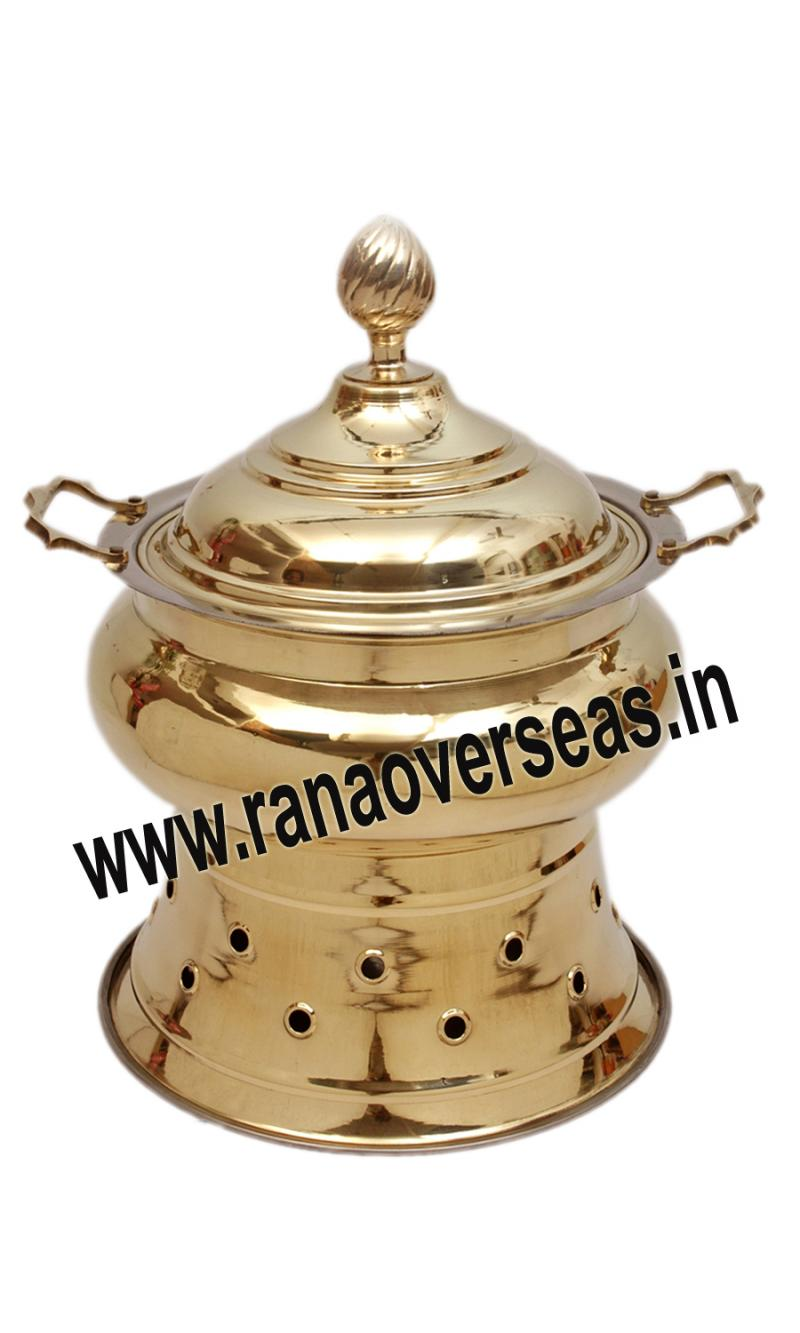 Brass Chafing Dish No 114