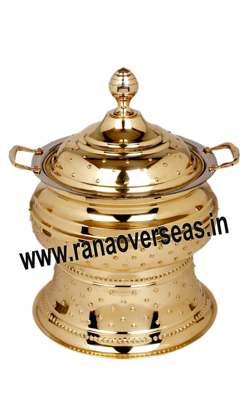 Brass Chafing Dish No 118