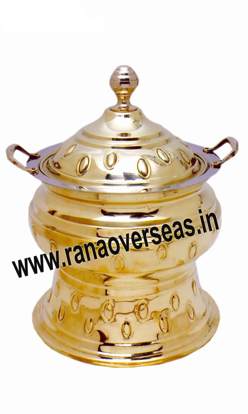 Brass Chafing Dish No 125