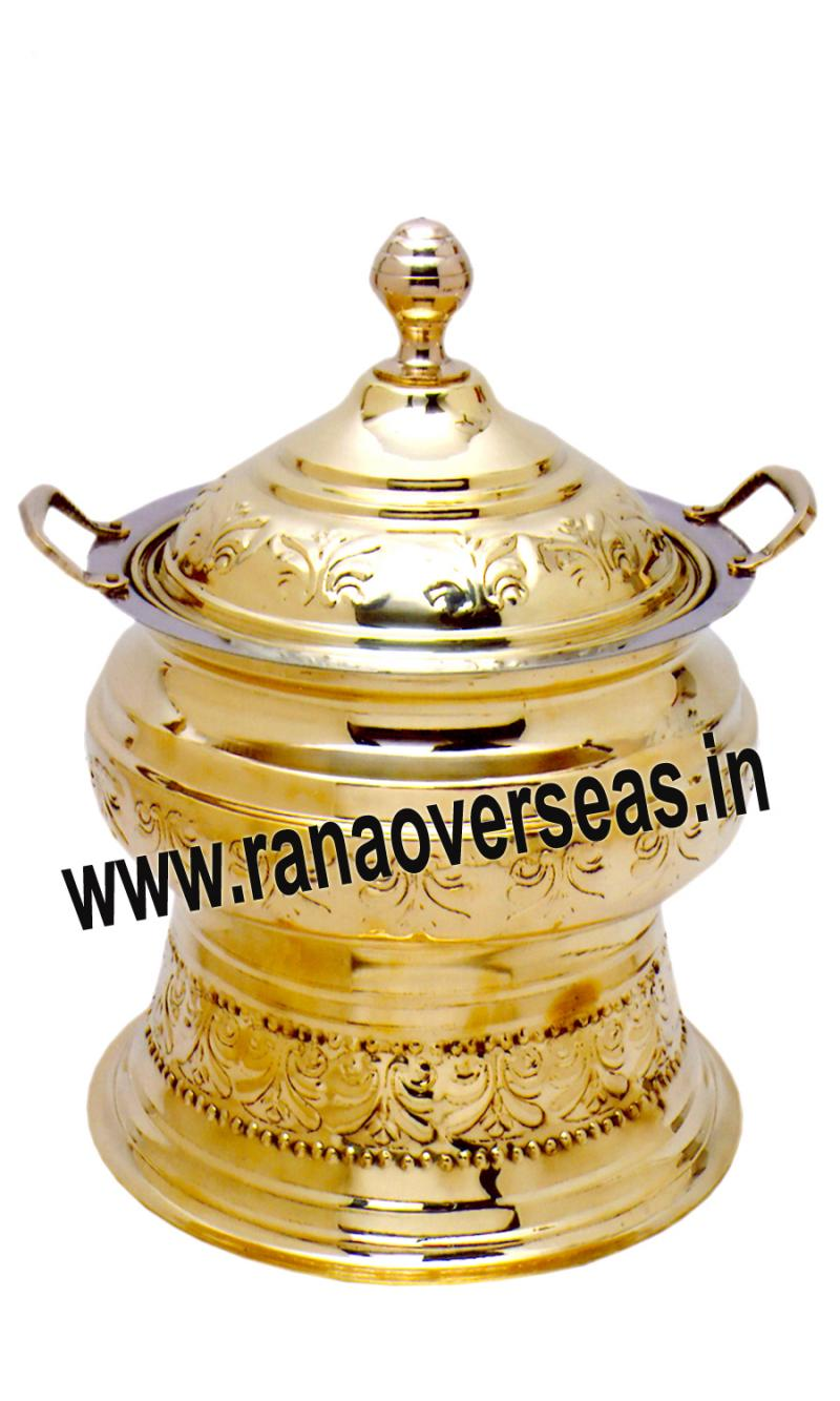 Brass Chafing Dish No 127
