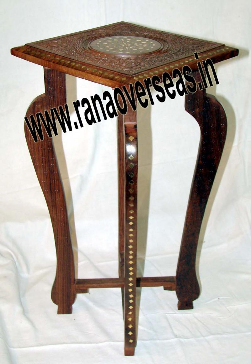 Wooden Side Table 2
