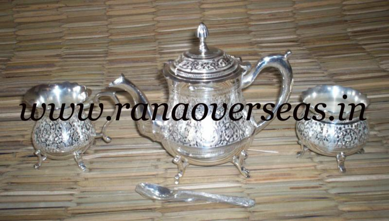Silver Plated tea set 2