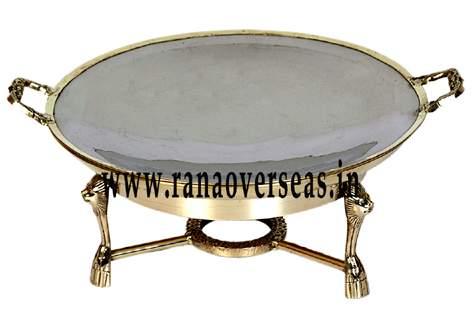 Brass Tawa Set