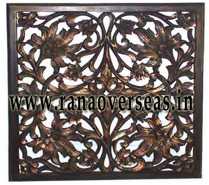 Wooden Wall Panel - 4