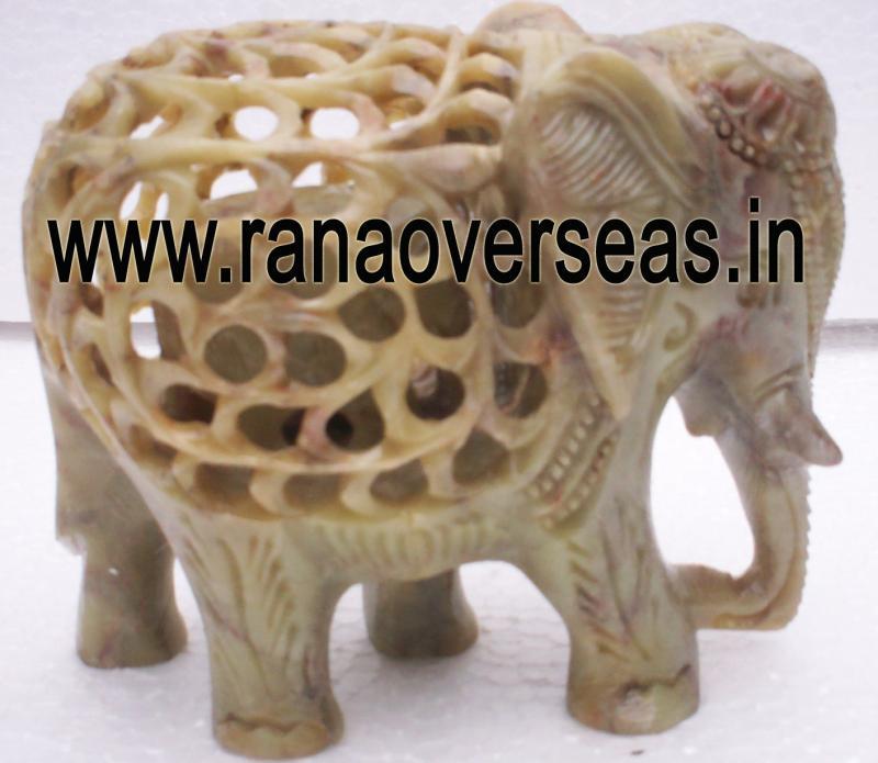 Stone under Cut elephant