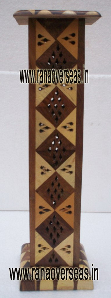 Wooden Incense Box - 8