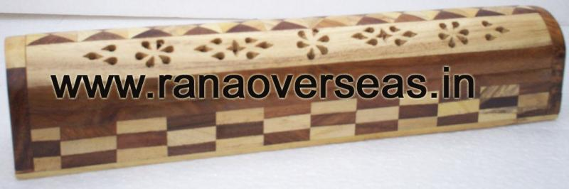 Wooden Incense Box - 2
