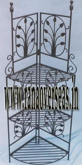 Iron Corner rack - 1