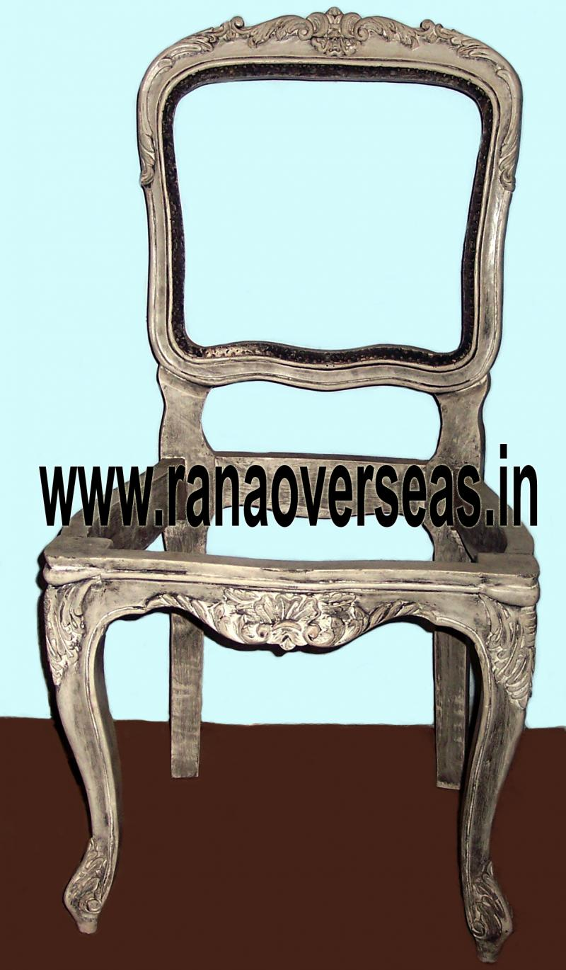 WOODEN CHAIR 12