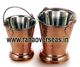 Copper Serving Balti 1