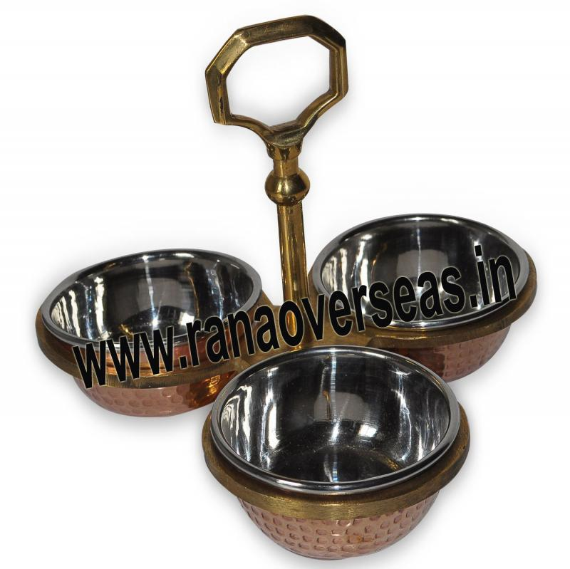 COPPER STEEL PICKLE SET 1
